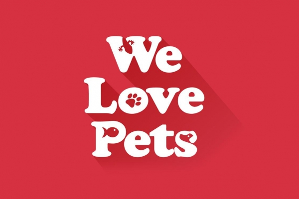 We Love Pets Logo Refresh